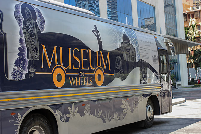 Citi Museum on Wheels