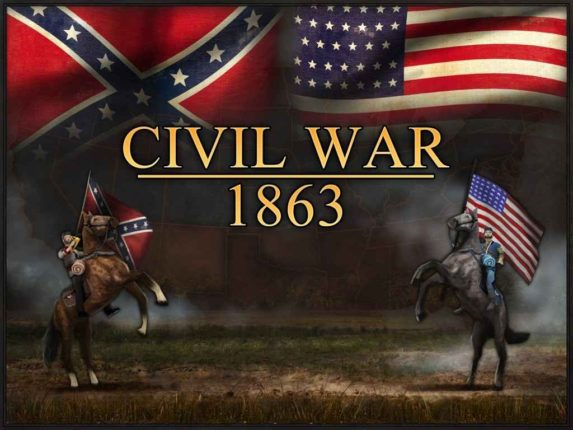 American Civil War- The North & The South