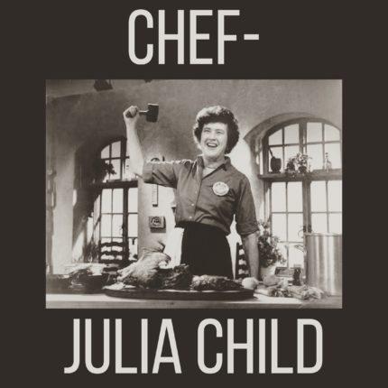 Celebrity Chef Julia Child