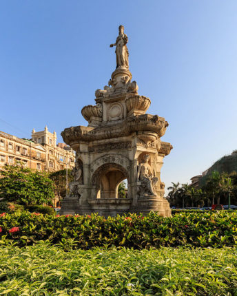 Flora Fountain- Mumbai