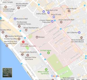 Charni Road- Mumbai