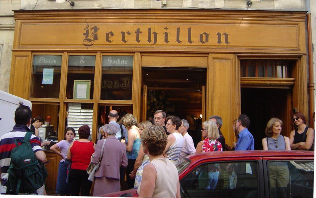 Berthillion, Paris
