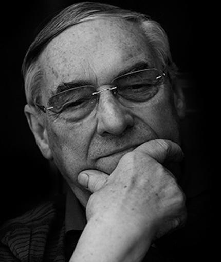 Berthillon, Paris owner Raymond Berthillion