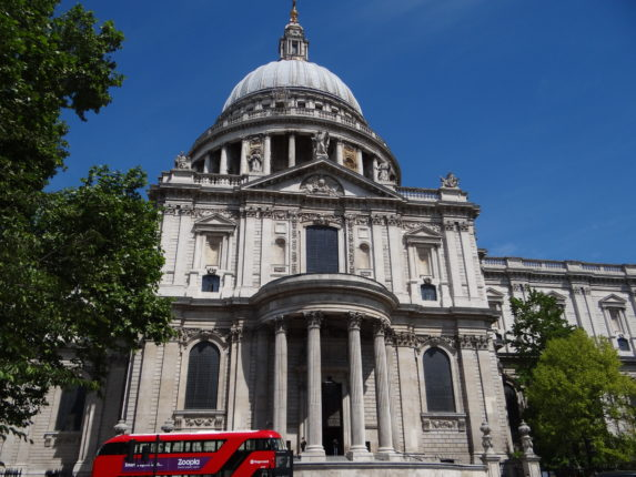 7 Facts about the St Paul's Cathedral