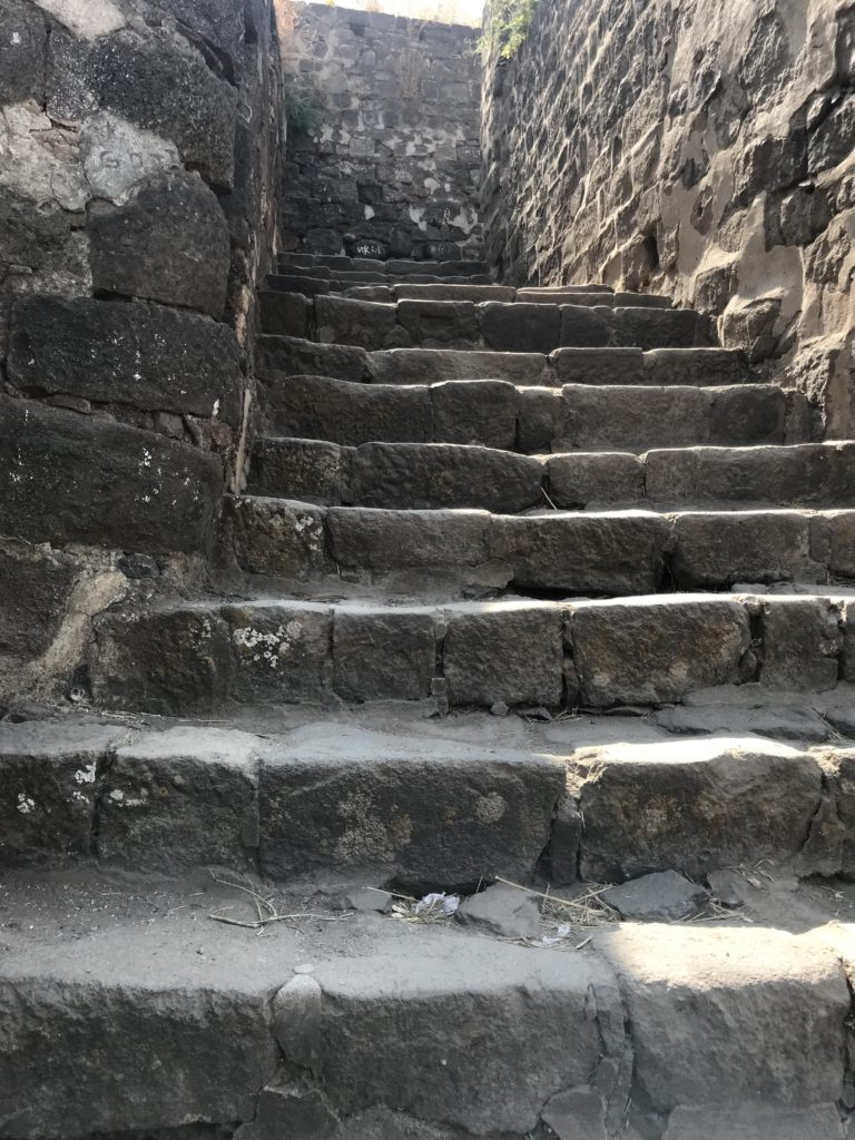 Conquering the Daulatabad Fort