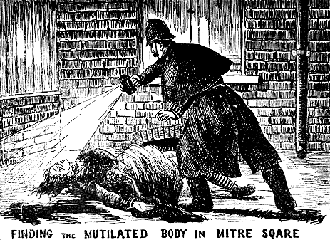 Slaying Jack the Ripper