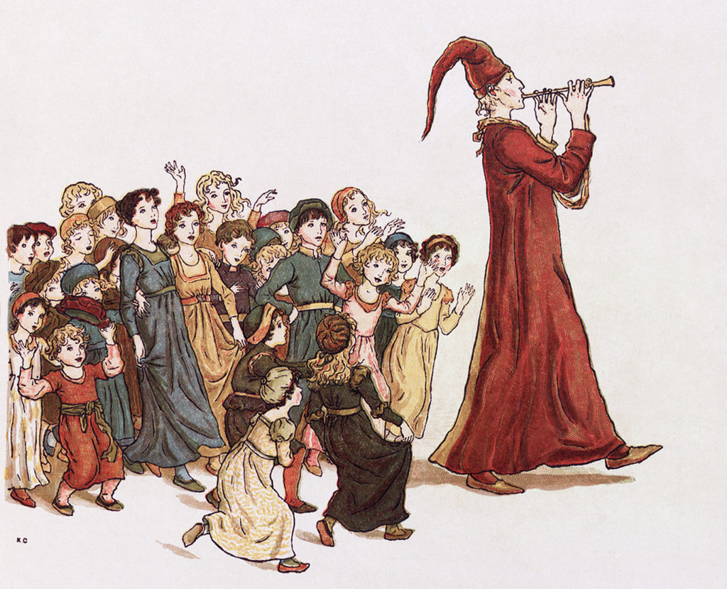 6 Things You Never Knew About the Pied Piper