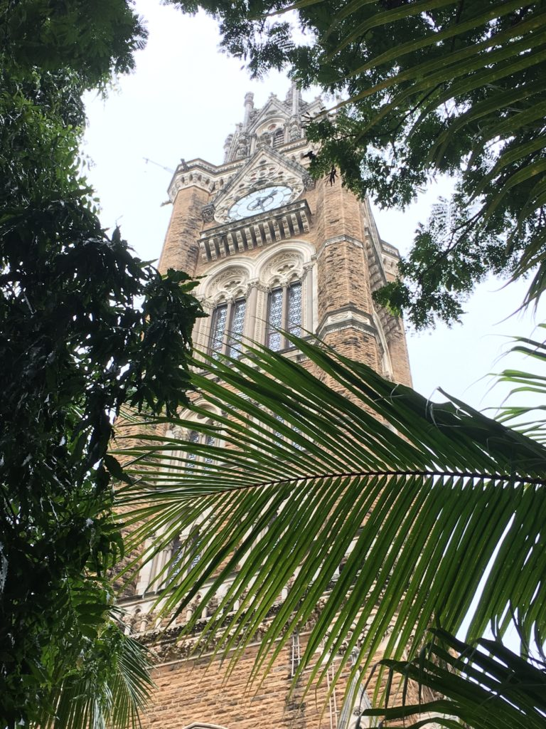 The Rajabai Tower Mystery