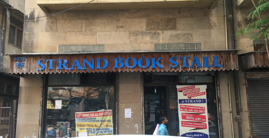 My Last Visit to the Strand Book Store