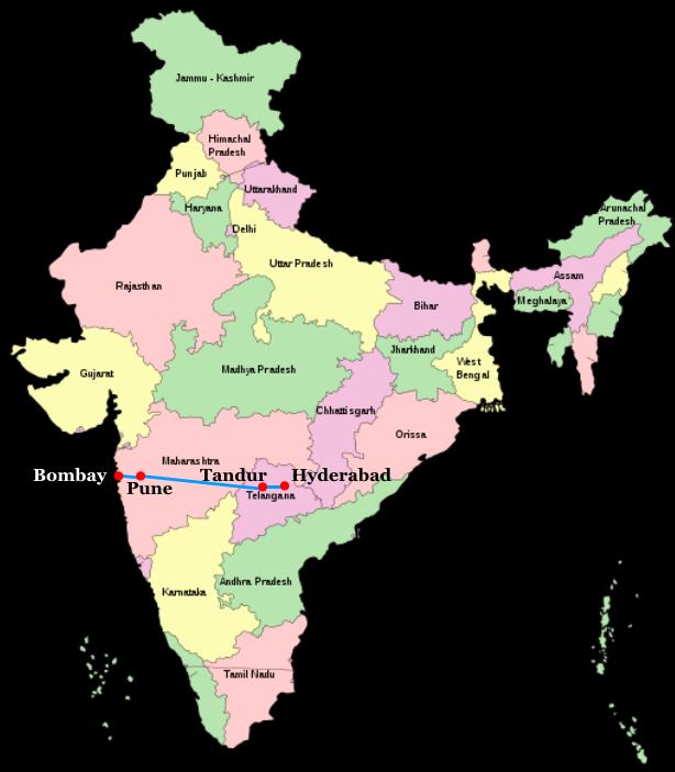 Highnoon in the Raj