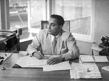 Homi Bhabha and Modern Art