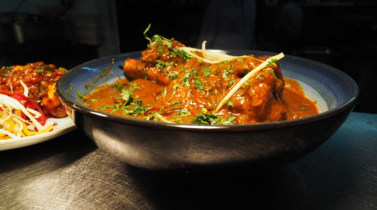 The Aromatic Romance of Indian Curry