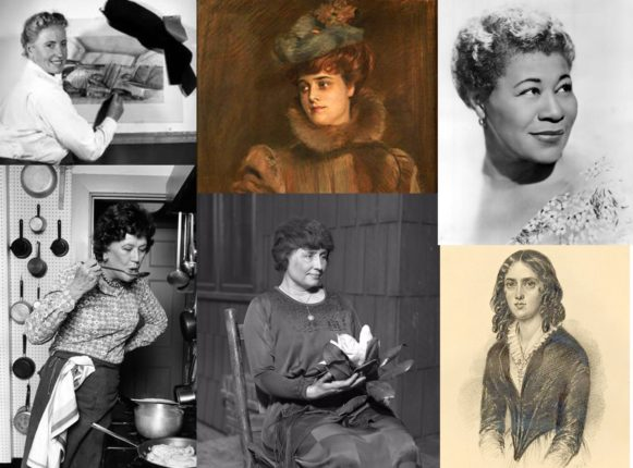 Pioneering Women in the Creative Field