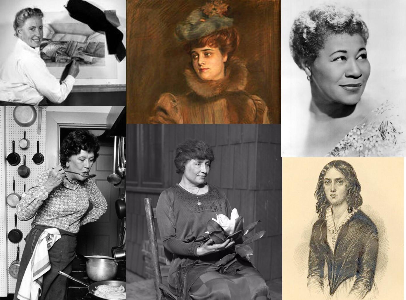 Pioneering Women in the Creative Field
