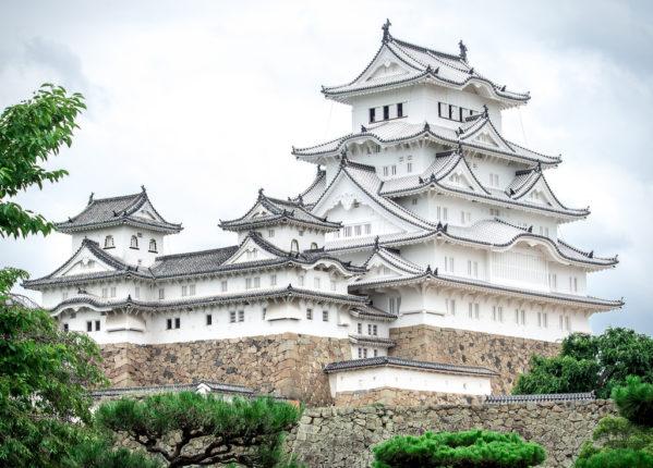 Japan's Earthquake Resistant Himeji Castle
