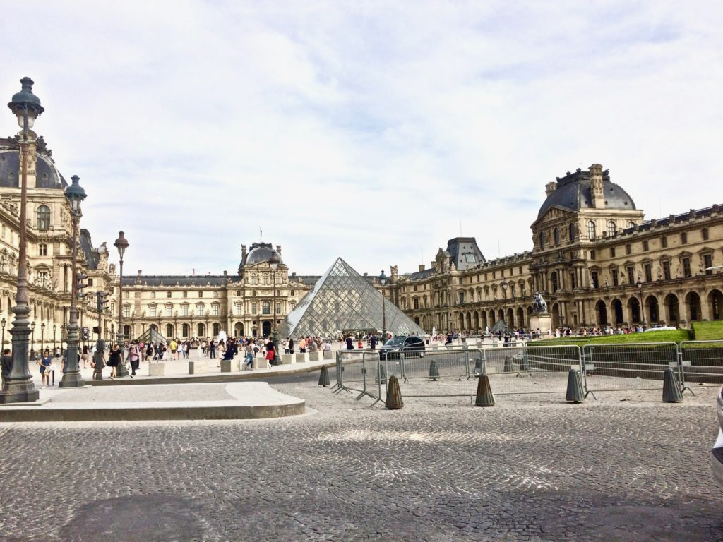 History of the Louvre Palace: Part 1
