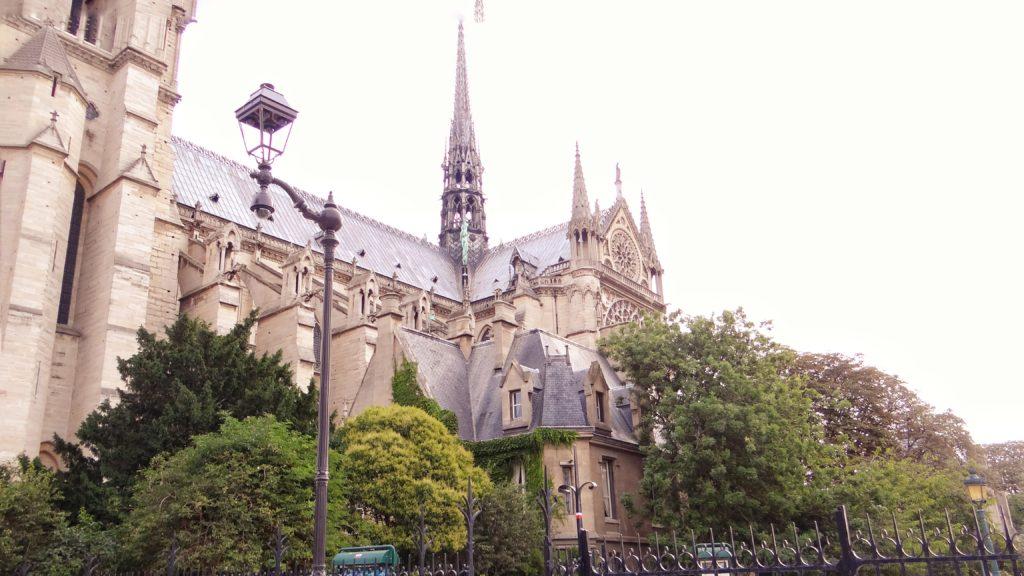 Notre Dame de Paris: A Brief History