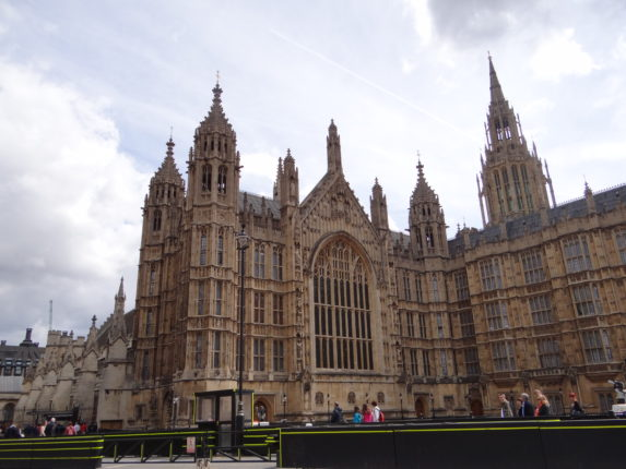The History of the Palace of Westminster