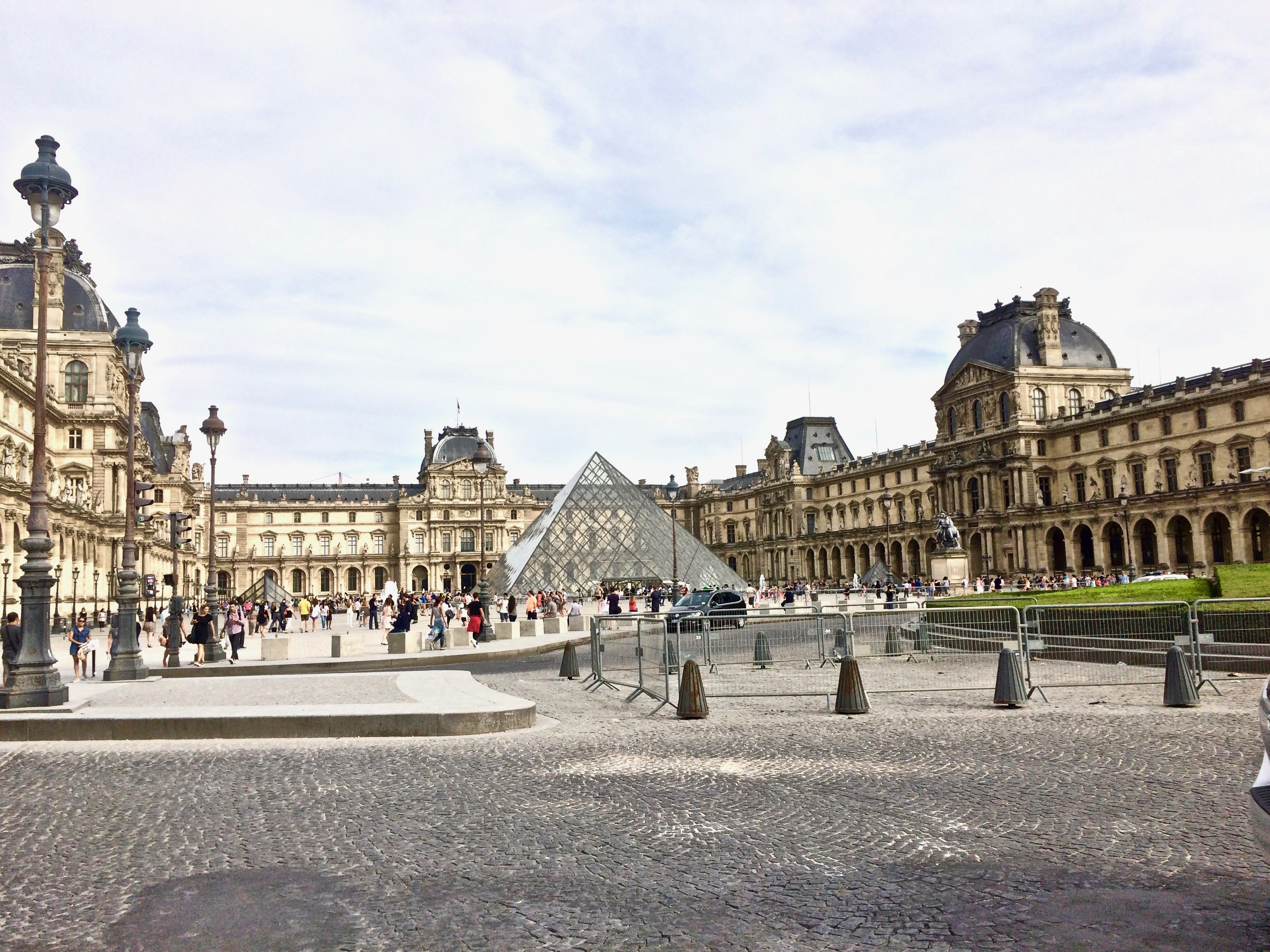 History Of The Louvre Palace Part 2